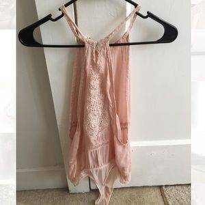 FREE PEOPLE body suit!